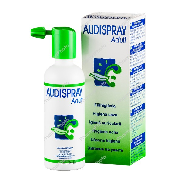 Audispray Adult fulspray 50ml885730 2016 tn